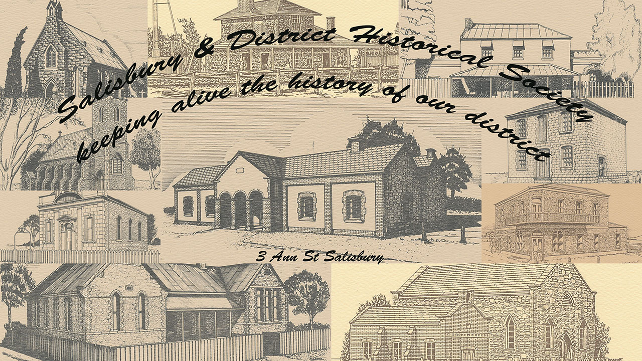 Salisbury & District Historical Society